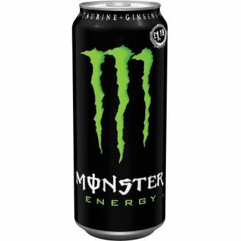 Looking Monster Energy Drink
