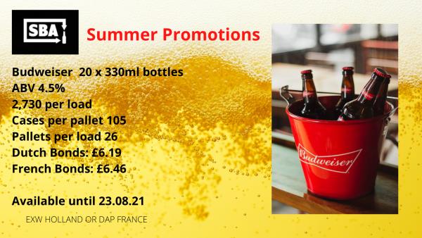 Budweiser - Summer Promotion