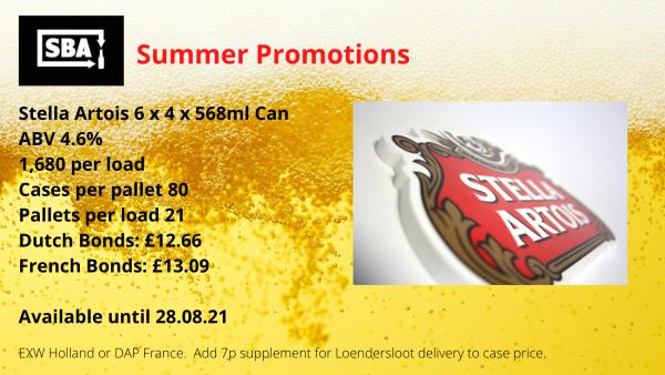 Stella Artois - Summer Promotion