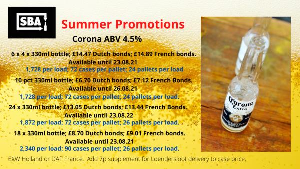 Corona - Summer Promotion