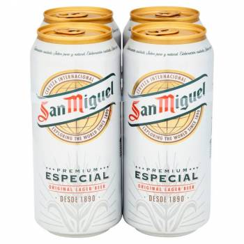 San Miguel 500ML Cans
