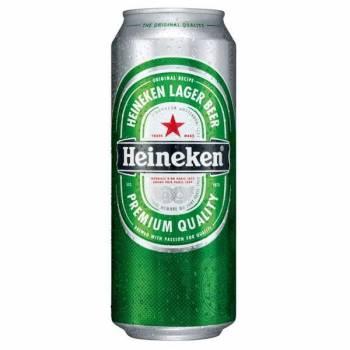 POLISH HEINEKEN 24X50CL CANS 13.85€