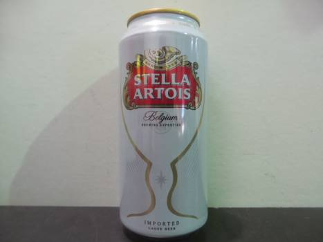Stella 440ml cans