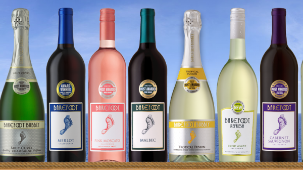 ALL KINDS OF BRANDED WINES