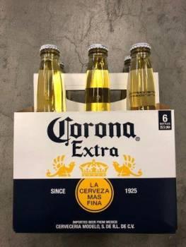5 Loads Corona 355ml. ON THE FLOOR