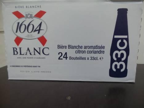 Kronenbourg 1664 Blanc 24x33cl