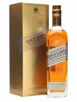 J/W GOLD LABEL RESERVE, NRF Gb 75CL