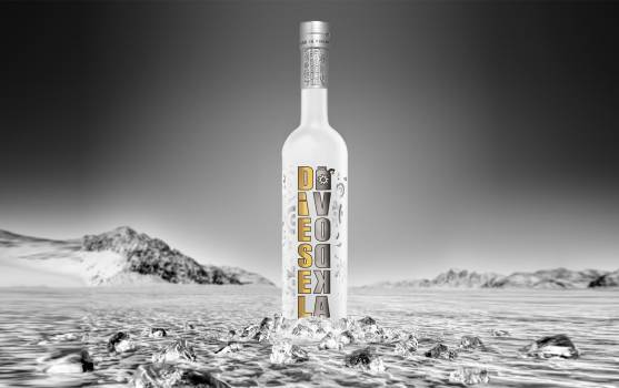 "Vodka (Premium Vodka ""Diesel Vodka)"