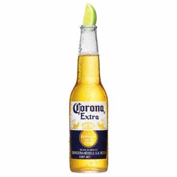 Buying Corona and Hoegaarden