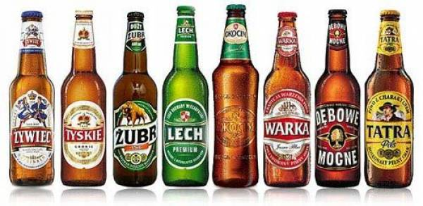 DUTY PAID POLISH BEERS