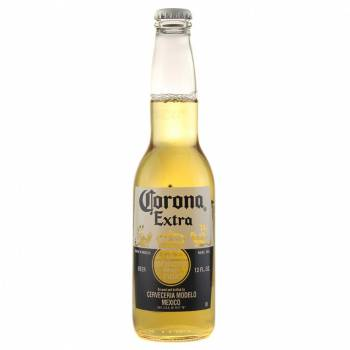 Original Corona Extra Beer ready for sale