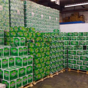 Pilsner Urquell. ... Paulaner. ... Berliner Kindl. ... Newcastle Brown Ale. ... Heineken. ... Jupiler. .... Westvleteren... Mythos... Super Bock.... Mahou.... Kronenbourg 1664.... Peroni..... Krombacher..... Bud Light.....