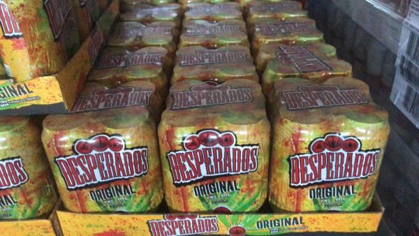 Desperados PL 24pack and 6/4pack