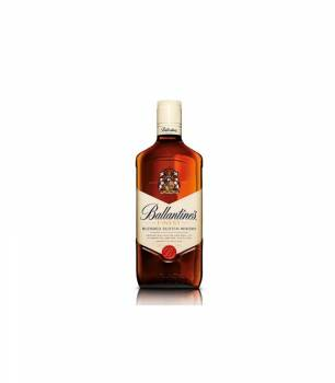 Ballantine's Finest 75cl. / Ballantine's Finest 100cl. Ballantine's 12yo 75cl. On floor