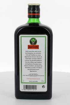 Jagermeister 6x70cl coded bottles with CFR Main ports:  ESCROW