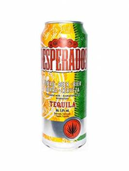 Desperados dutch 500ml cans
