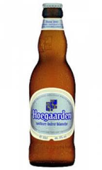 Hoegaarden 330ml bottles