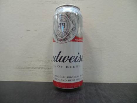 Uk Budweiser 600ml cans