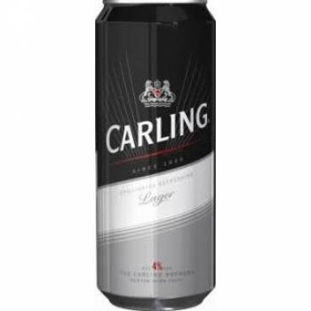 Carling 500ml cans