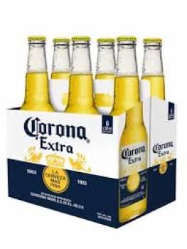 we can offer Corona 330ml and 355ml, coronita, Heineken, Budweiser, stella, carlsberg, peroni, hoegarden,