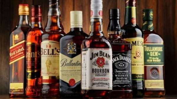 We can offer Spirits: Ballantines Smirnoff Red ,Jack Daniels, Absolute Blue , Baileys , Bells,Famous Grouse , Amaretto , Chivas , J&B ,  Cutty Sark , Finlandia , Four Roses , Johnnie Walker Red & Black , Absolute , Bells , Remy Martin . , Hennessy , Martell , Ballantines , Glens , High Commissioner , Barcelo  ,  Larios ,  Cacique , branded gins   , Zacapa , Mc Dowell's No1 , Sambuca Molinari , Singleton , Macallan , Jaegermeister , Bols …Samuel E.I  WhatsApp:  +447404446163 Email: emcg.samuel@gmail.com