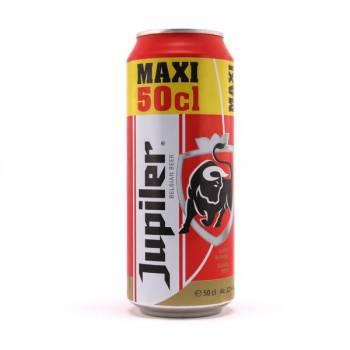 Jupiler 50cl cans
