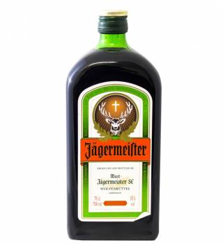 Jagermeister REF coded 70cl