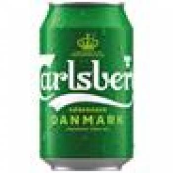 Carlsberg 33 cl. cans 5% vol.