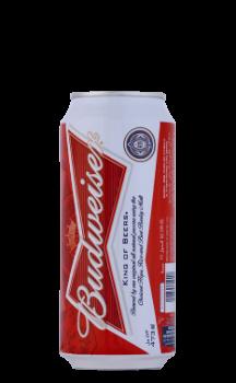 Budweiser 50cl cans