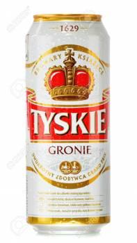 Lech Tyskie Zubr needed