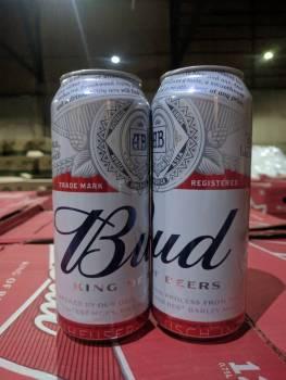 Bud beer can offer on regular basis
