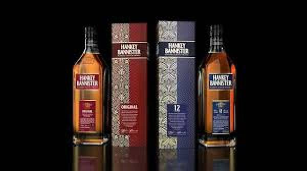 Hankey Bannister whiskies whole range