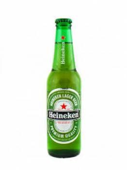 Heineken bottle cl33
