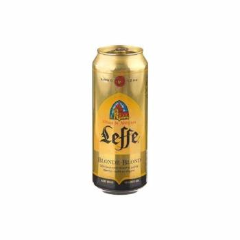 Leffe Blond 50cl cans