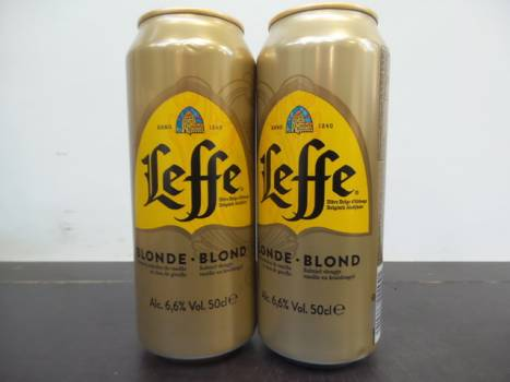 Leffe Blonde 4x6x50cl cans