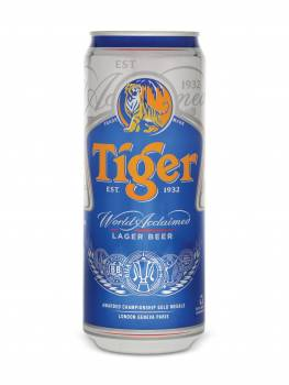 Tiger 24x50cl cans OFFER Loendersloot
