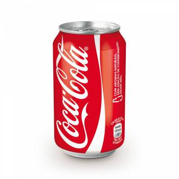 Coca Cola 33Cl Can