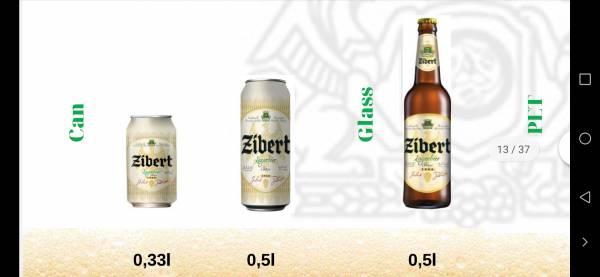 Cheap lager light beer
