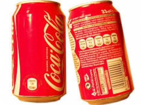 Coca Cola from France or Netherlands