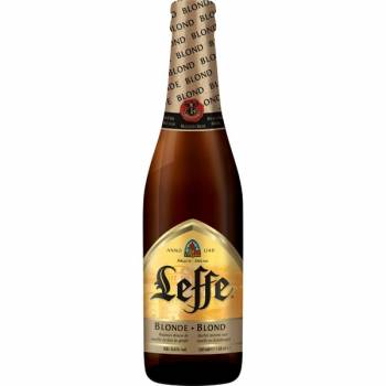 Leffe Blonde/Brun 33cl bottles