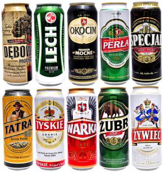LOOKING TO BUY ALL KINDS OF POLISH BEER AND NORMAL SPIRITS