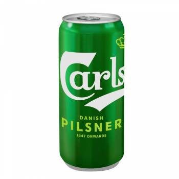 Looking Carlsberg Danish 5% 50cl can