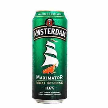 Looking Amsterdam Maximator - 50 cl Can - 11.60%