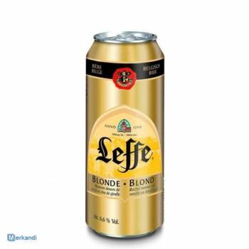 Looking Leffe Blond 50cl can