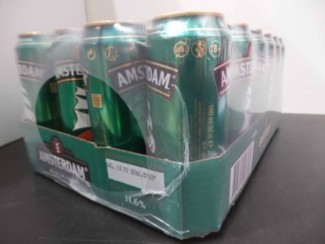 Amsterdam Maximator Can 24x50cl