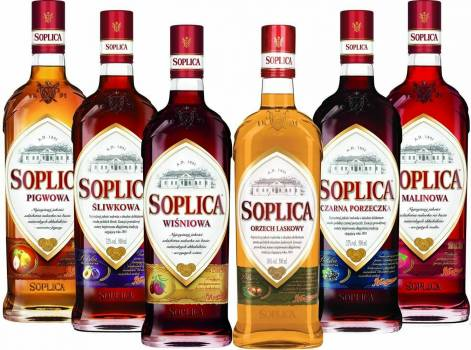 Polish vodka, Soplica, Zubrowka