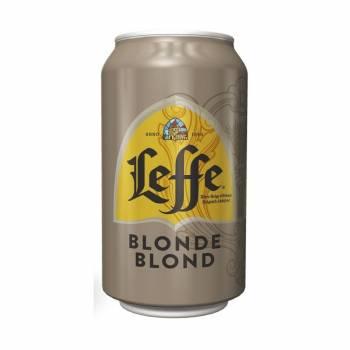Leffe Blonde/Brun 33cl cans